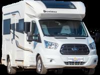camper benimar su ford transit